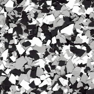 epoxy flake chips