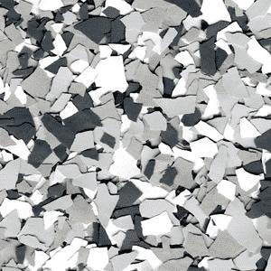 decorative flakes