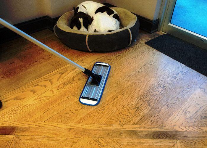Standard Wet And Dry Microfiber Mop Concrete Floor Supply
