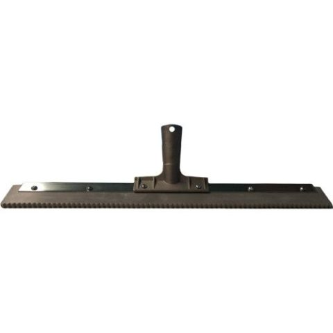 gray serrated epoxy squeegee