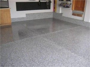 quartz epoxy floor coating