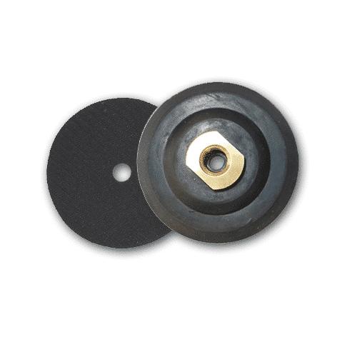 rubber backer pads