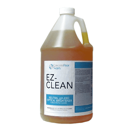 pH neutral concrete floor cleaner