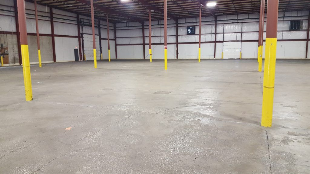 warehouse floor restoration methods