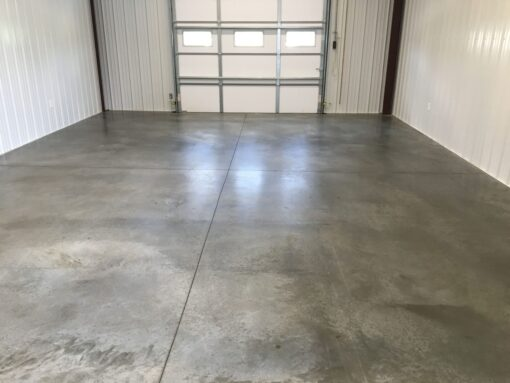 easy polish concrete