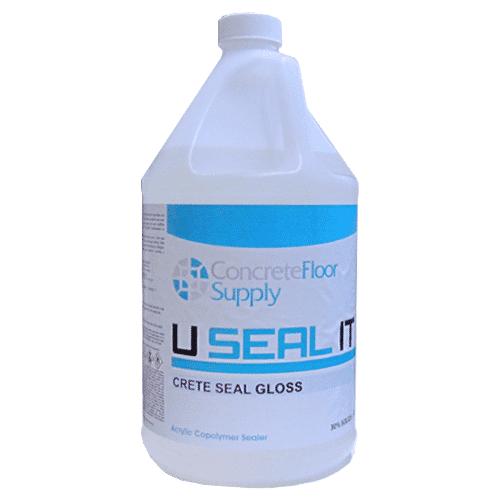 Crete Seal Gloss Concrete Sealer