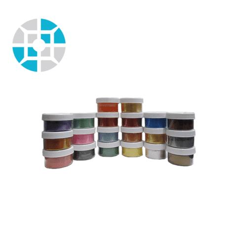 metallic color powder