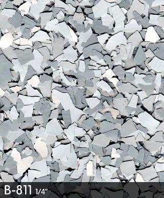 epoxy floor flake chips