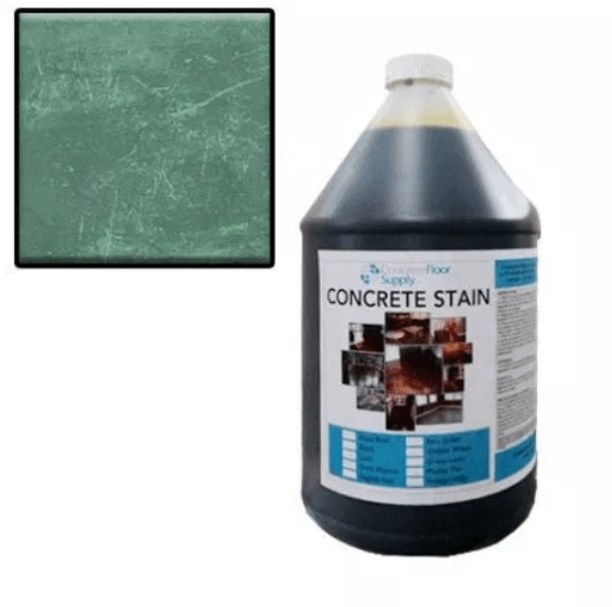 concrete acid stain