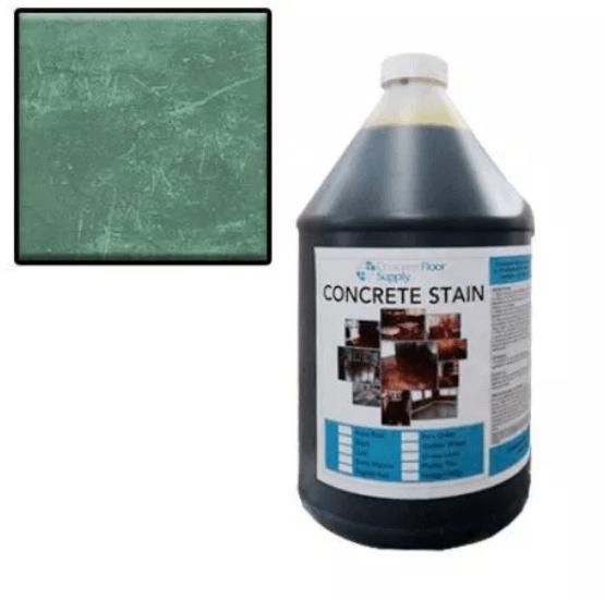 concrete acid stain