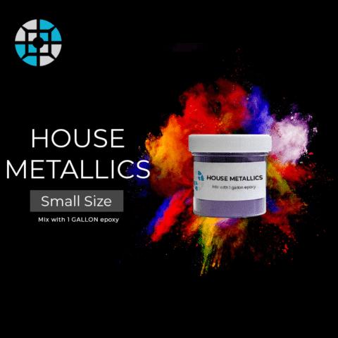 metallic pigment powder