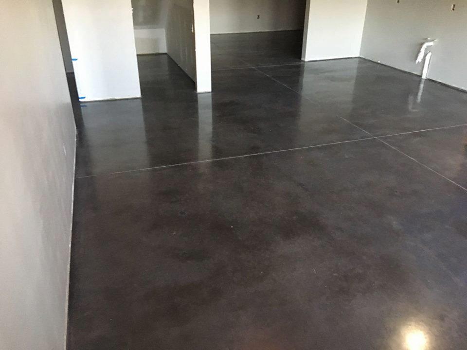 Concrete Polishing Dye