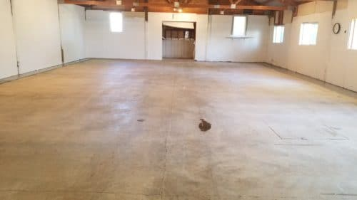 Ensure Your Concrete Floor is Smooth Enough to Seal
