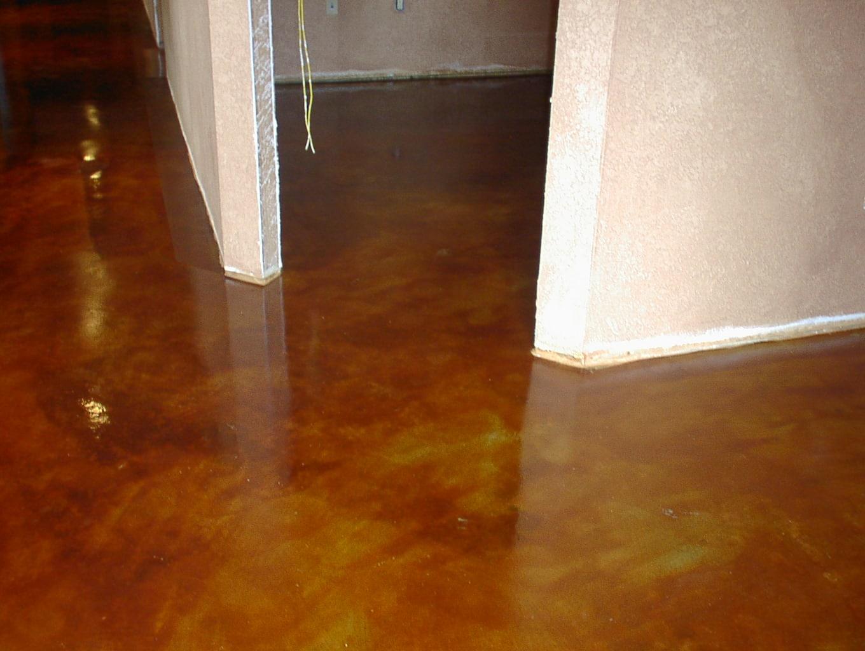 Interior Acid Stain2