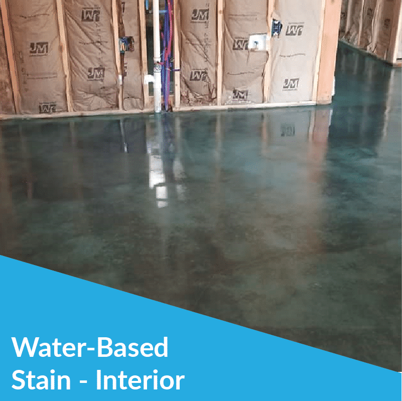Water Based Stain Interior Prepackaged Up To 3200sqft