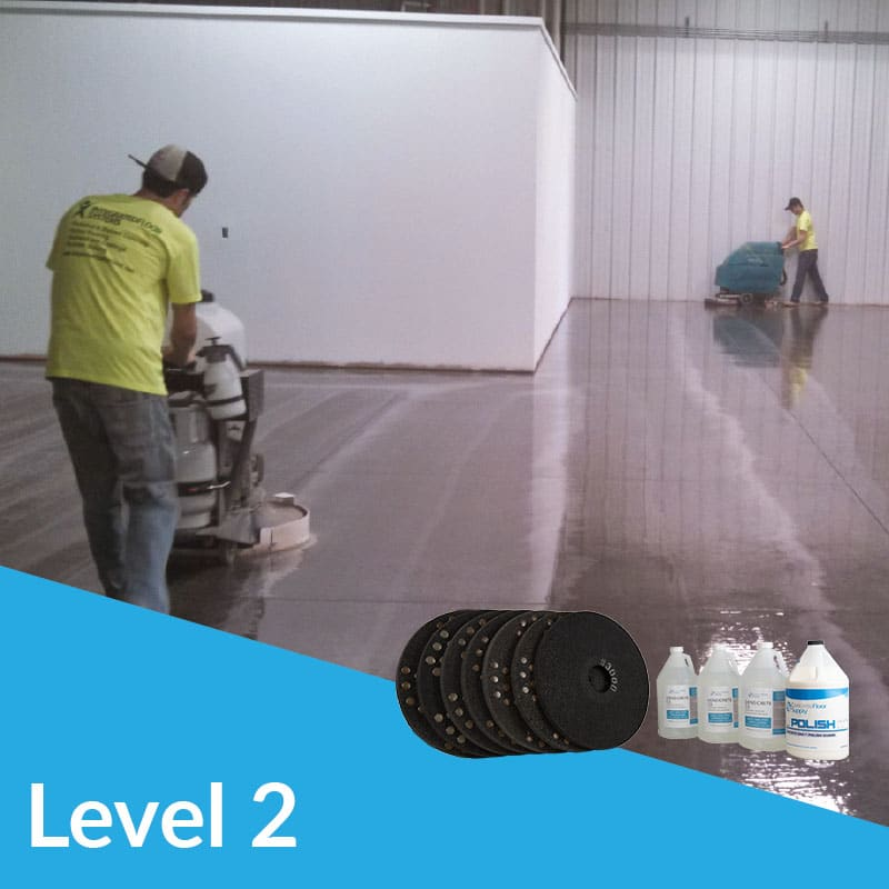 Polished Concrete Level Two